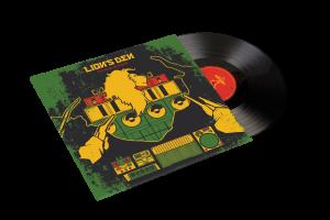 Lion's Den - Vinyl [LIONS002]