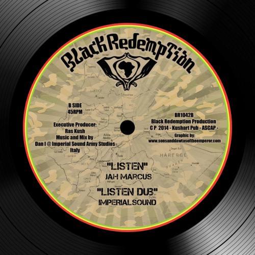 BR1042 - Imperial Sound feat. Jah Marcus – Listen