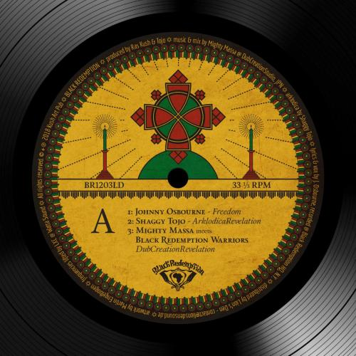 BR1203LD - Mighty Massa feat. Johnny Osbourne & Shaggy Tojo – Freedom