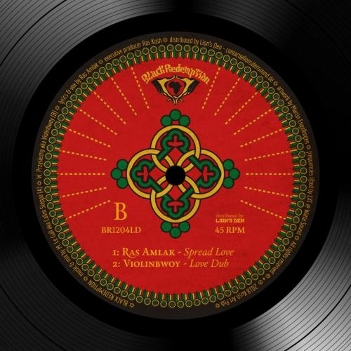 BR1204LD - Violinbwoy feat. Ras Amlak – Spread Love