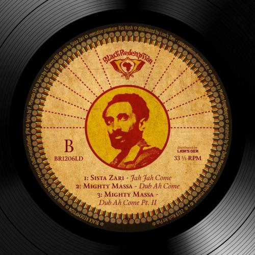 BR1206LD - Mighty Massa feat. Sista Zari – Jah Jah Come
