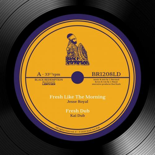 BR1208LD - Kai Dub feat. Jesse Royal – Fresh Like The Morning