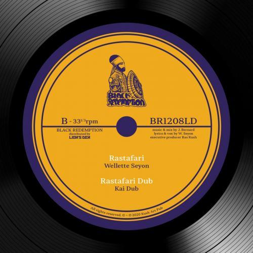 BR1208LD - Kai Dub feat. Wellette Seyon – Rastafari