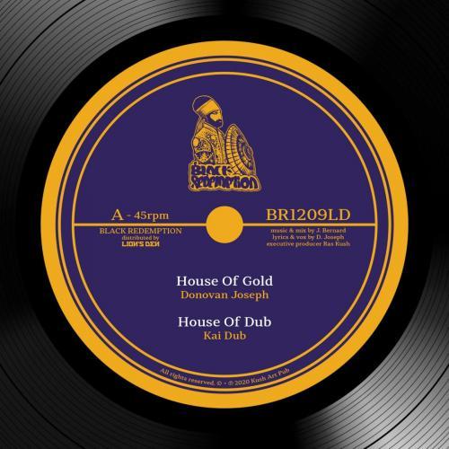 BR1209LD - Kai Dub feat. Donovan Joseph – House Of Gold