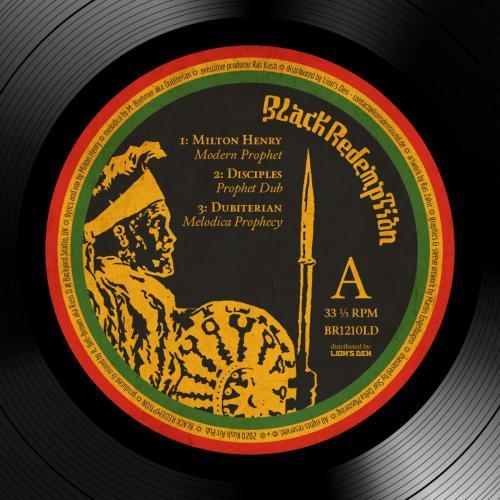 BR1210LD - Disciples ft. Milton Henry - Modern Prophet