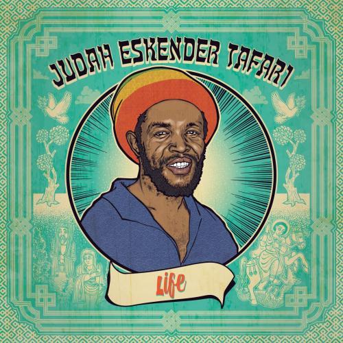 BRLP002LD - Judah Eskender Tafari - LIFE