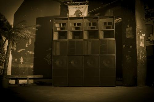 Lion's Den Sound System @ Yaam 2018