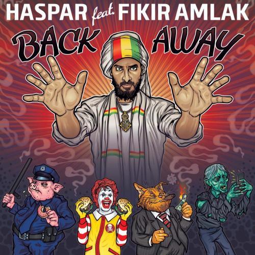 LIONSBR001 - Haspar feat. Fikir Amlak – Back Away