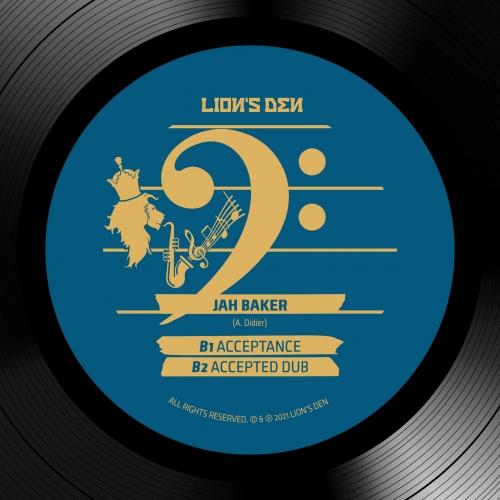 LIONSONGS002 - Jah Baker - Acceptance