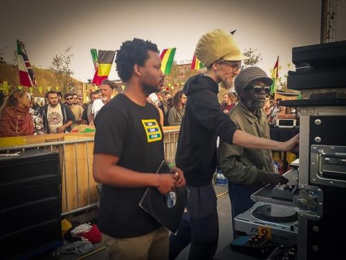 Kebra Ethiopia, Lion's Den & Aba Shanti I @ Reggaebus 2018