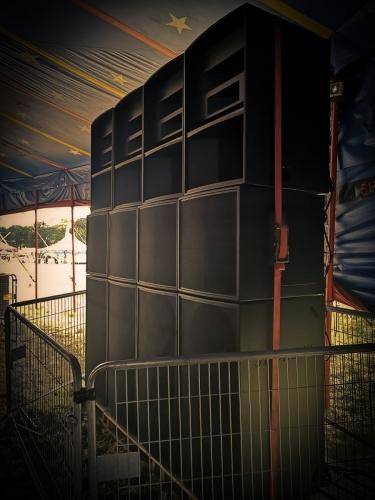 Lion's Den Sound System @ Dub Camp Festival 2018