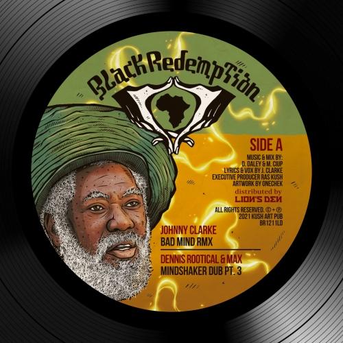 BR1211LD - Dennis Rootical meets Max ft. Johnny Clarke - Bad Mind RMX
